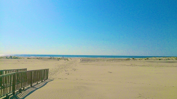 Wildwood New Jersey, Early in the Season.