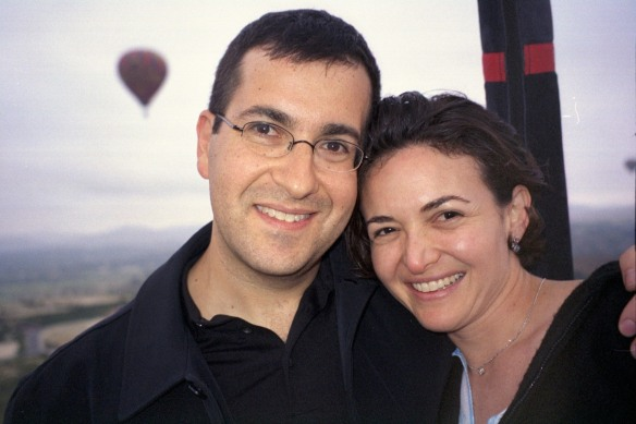 Sandberg couple